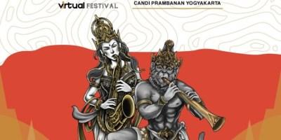 Prambanan Jazz Virtual Festival 2020