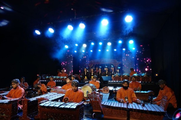 Canda Nada di Yogyakarta Gamelan Festival ke-25