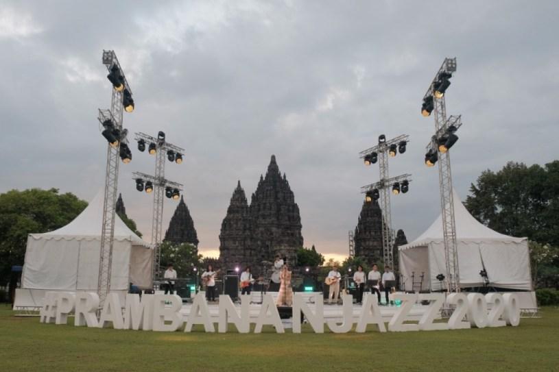 Hari Kedua Prambanan Jazz Festival 2020