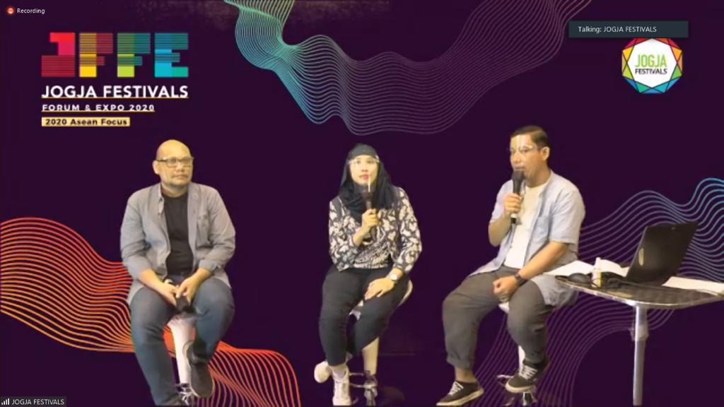 Jogja Festivals Forum dan Expo 2020