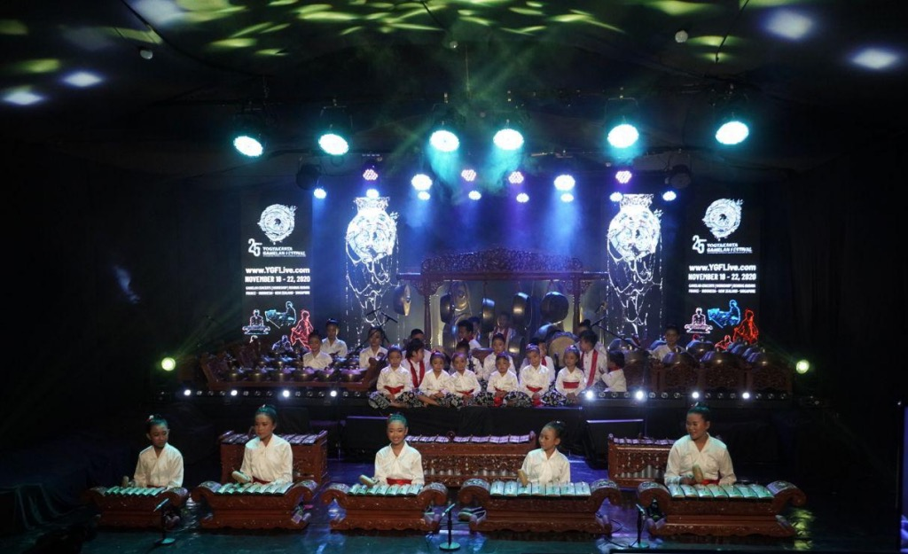 YGF ke-25 menampilkan Omah Cangkem