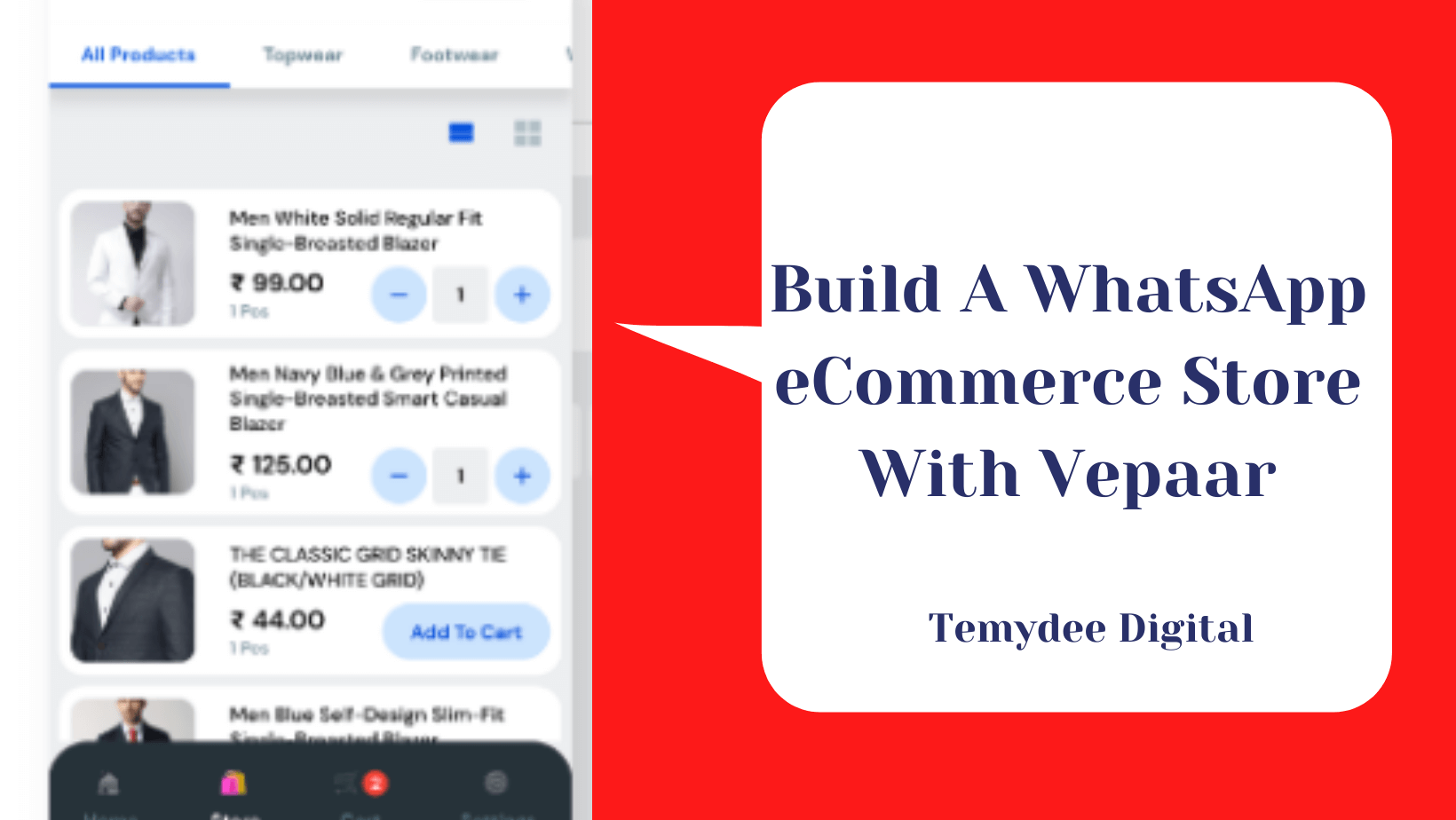 How To Build a WhatsApp Store or eCommerce With Vepaar (formerly WhatsHash)
