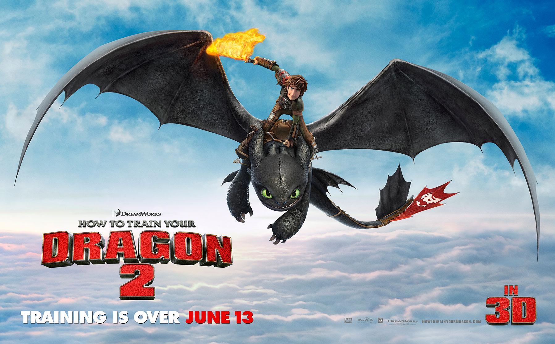 How To Train Your Dragon 2 Ten30 Studios