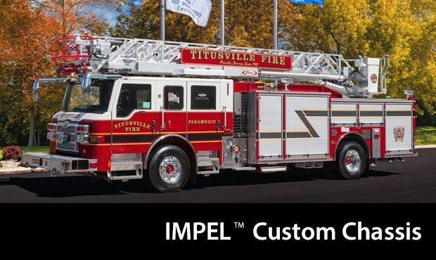 Pierce IMPEL Custom Chassis 2