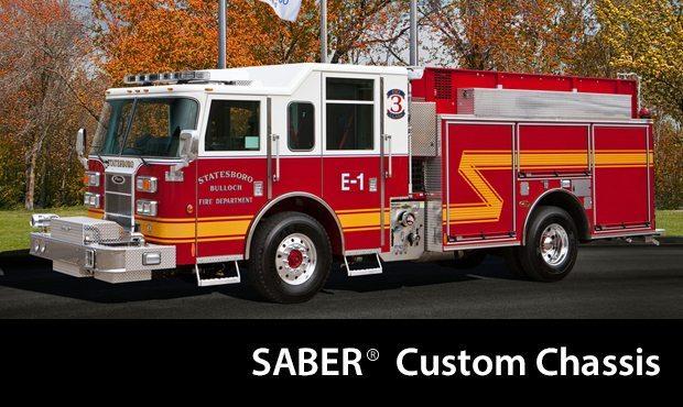 Pierce SABER Custom Chassis 2