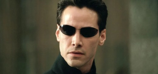 keanu reeves uomo matrix