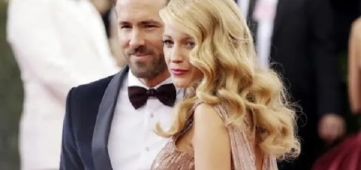 Blake Lively Ryan Reynolds nato terzo figlio