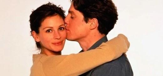 Notting Hill: Hugh Grant non voleva baciare Julia Roberts