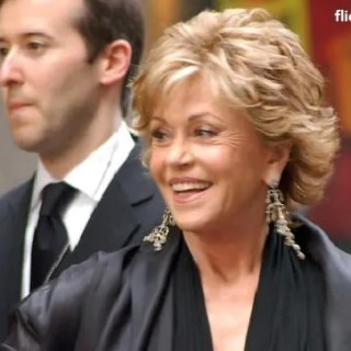 Washington Jane Fonda arrestata