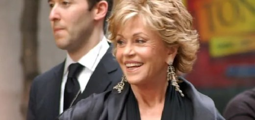 Washington Jane Fonda arrestata