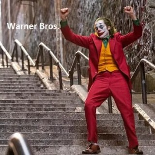 joker ragazzo tira uova fan scale film new york video