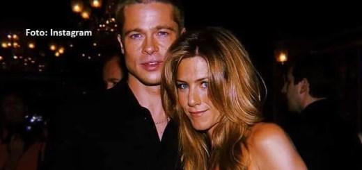 Hollywood planet Brad Pitt regalo Jennifer Aniston