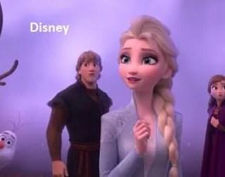 Frozen 2 Elsa fidanzata
