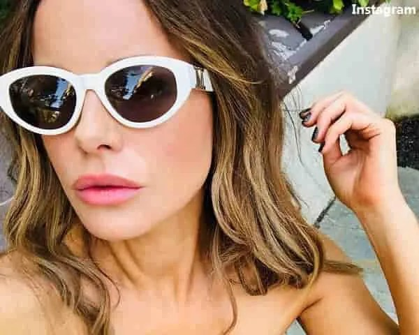 cambio look kate beckinsale instagram