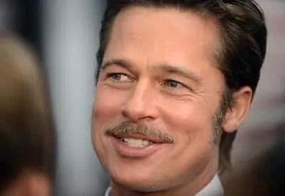 Uomo Brad Pitt oggi