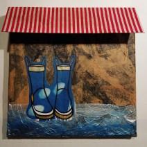 Rainboots, Day 17