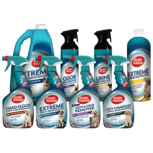 Simple Solution Products Now Available at Petco