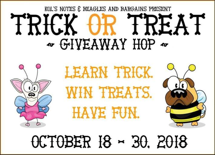 Trick or Treat Hop