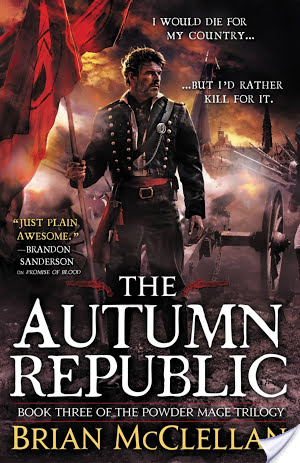 Review: The Autumn Republic by Brian McClellan