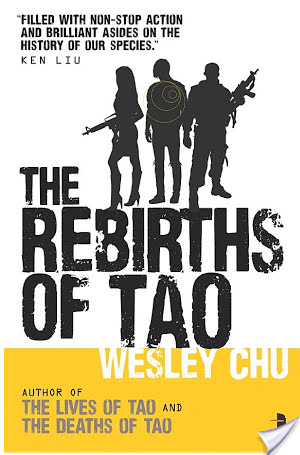 Review: The Rebirths of Tao by Wesley Chu