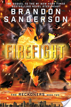 Audiobook Review: Firefight by Brandon Sanderson