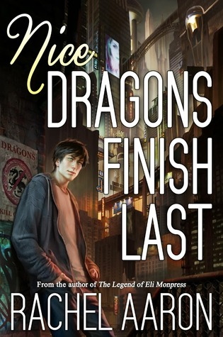 Backlist Burndown Review: Nice Dragons Finish Last By Rachel Aaron