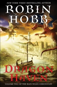 Backlist Burndown Review: Dragon Haven by Robin Hobb