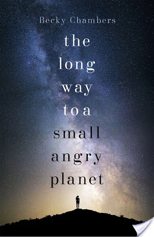 Review: The Long Way to a Small Angry Planet by Becky Chambers