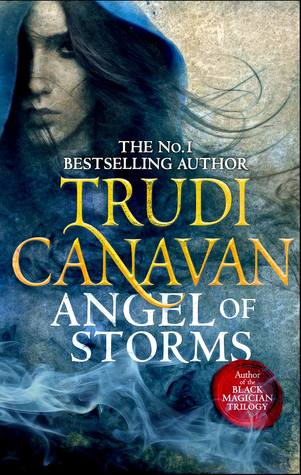 Review: Angel of Storms by Trudi Canavan