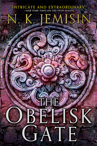 Audiobook Review: Obelisk Gate by N. K. Jemisin