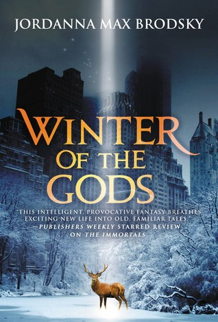 Review: Winter of the Gods by Jordanna Max Brodsky
