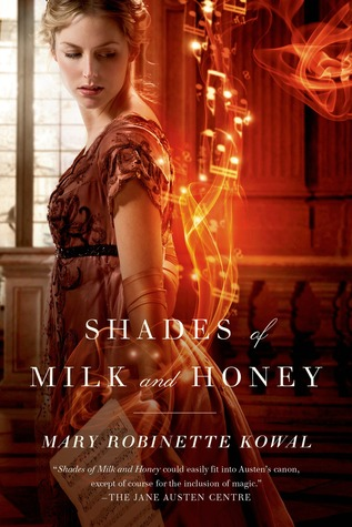 Backlist Burndown Review: Shades of Milk and Honey by Mary Robinette Kowal
