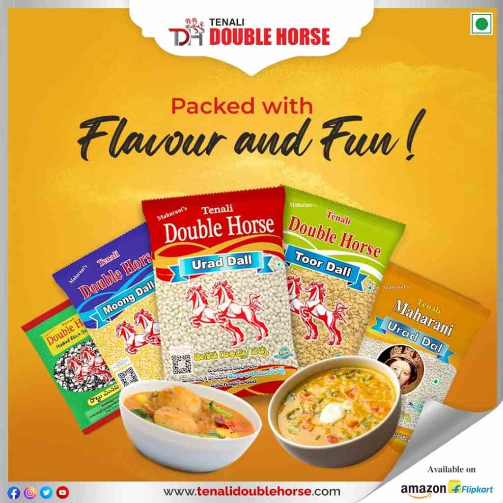 tenali double horse product image