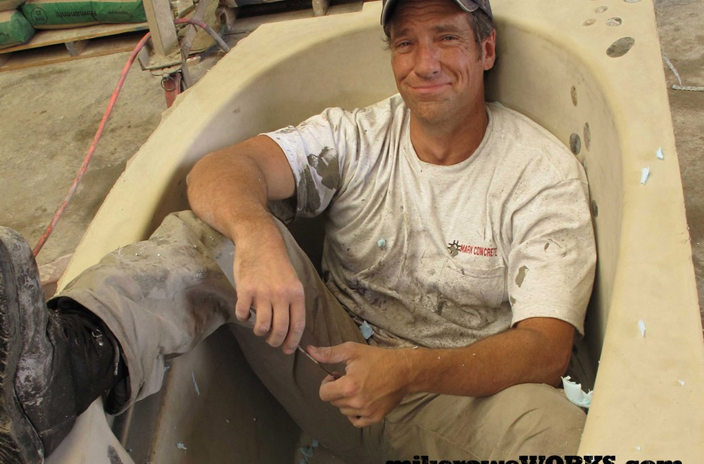You CAN Be Like Mike. Rowe That Is. When You Find Your Trade.