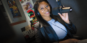 """SPH alum goes on-air to counsel radio host"" 