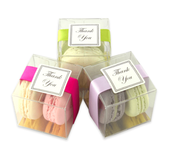 There's no better way to say thank you than with Toronto macarons from Anet Gesualdi