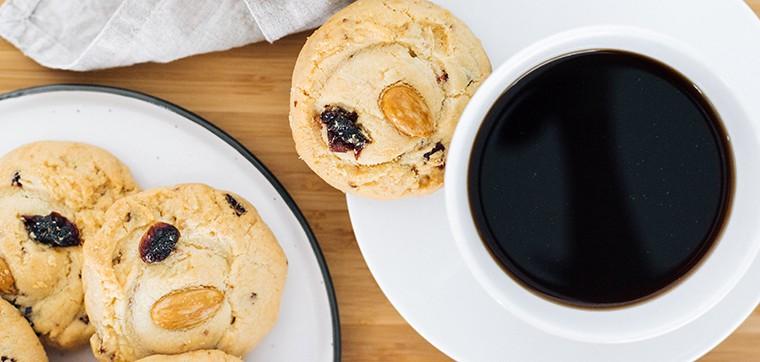 Coffee and Mary Macleod Toronto shortbread anyone?