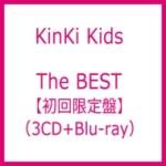 【12/6発売】KinKi Kids ベスト・アルバム The BEST