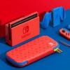 【2/12発売】Nintendo Switch マリオレッド×ブルー セット