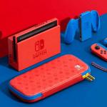 【本日発売】Nintendo Switch マリオレッド×ブルー セット