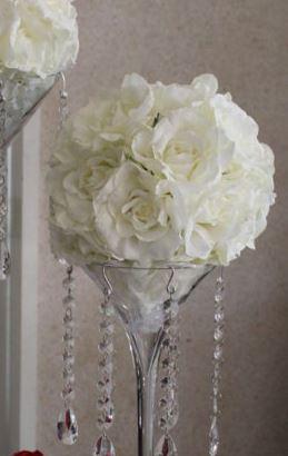 Boules De Fleurs Faire Soi Mme Dco De Mariage