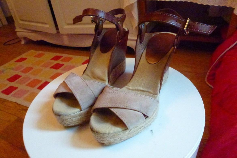 Veste et chaussures