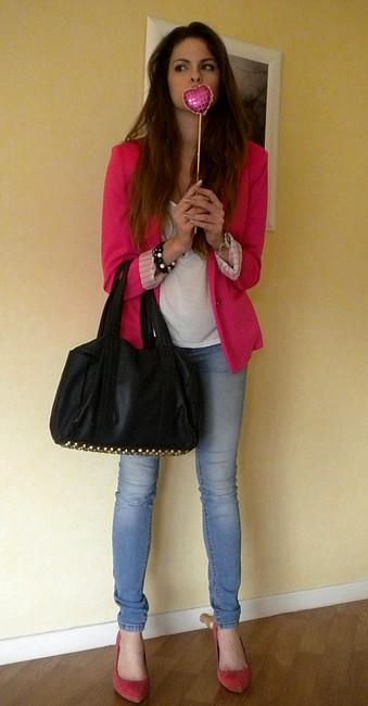 LOOK6 pinki lady