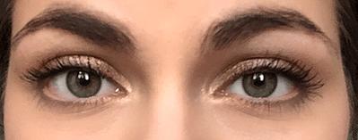 maquillage bronze tendance clemence 1