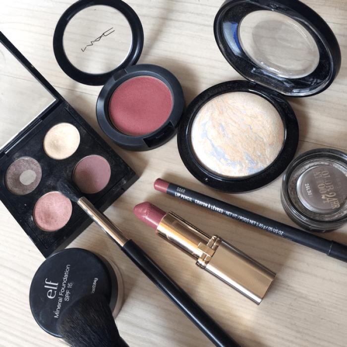 tutoriel makeup taupe 1