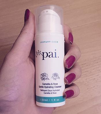 routine soins Pai Skincare