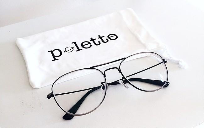 L Usine à Lunettes, mes lunettes de vue Aviator • Tendance Clémence 55ba75f6aed0