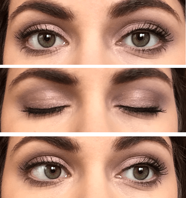 maquillage taupe lumineux 4