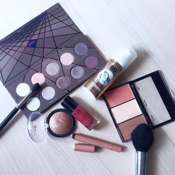 tutoriel spring rosegold 1 maquillage
