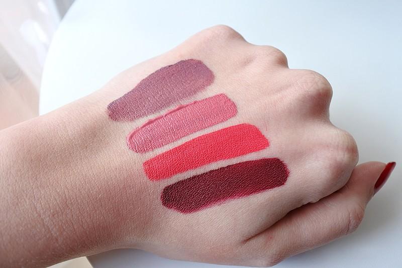Rouges à lèvres liquides Mat Hysteria Arcancil tendance clemence